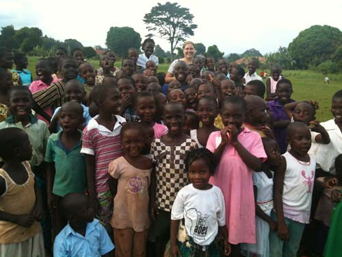 KidZ at Heart happy Uganda kids in KidMin, Missions, and Children's Ministry