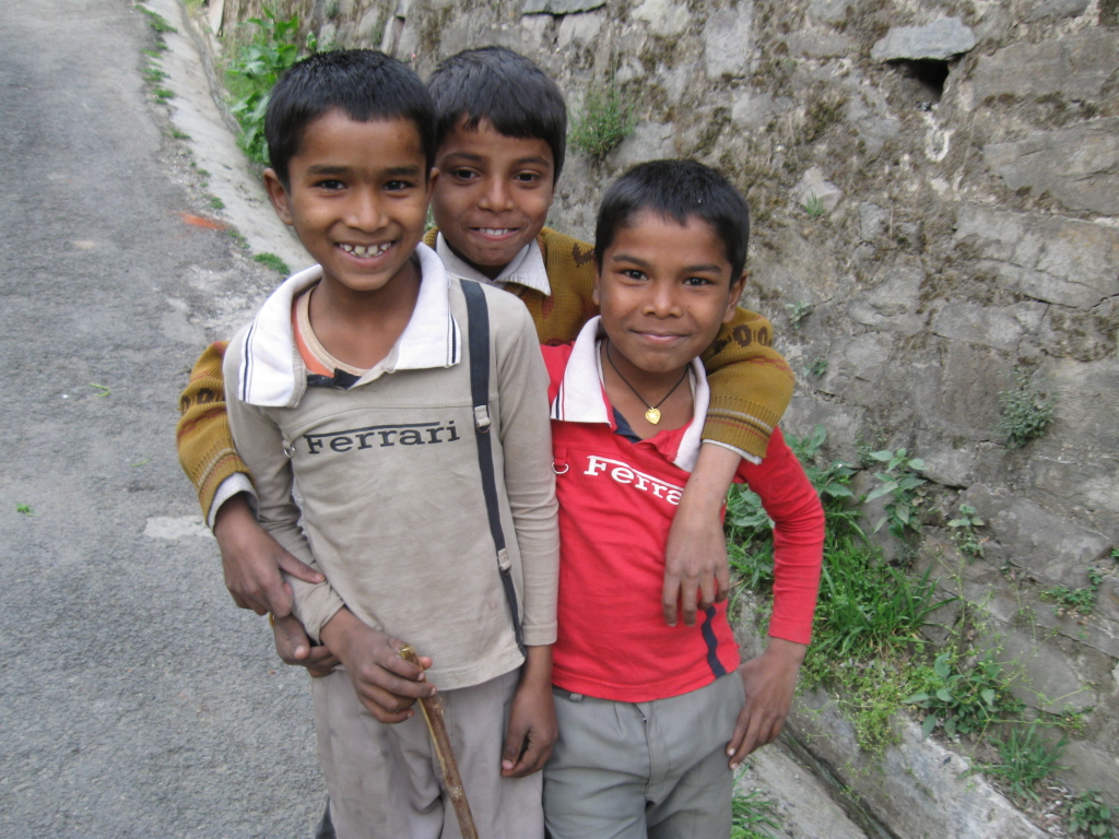 KidZ at Heart KidMin Missions Boys from India