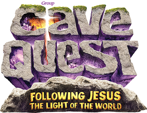 Group Publishing Cave Quest VBS KidZ at Heart